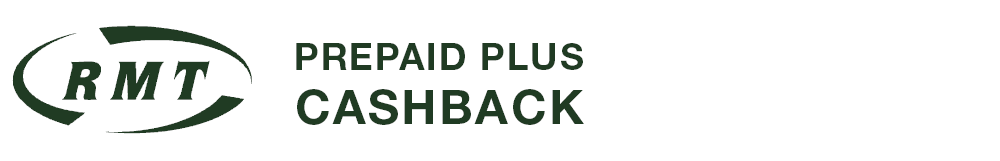 Enjoy unlimited cashback savings with the RMT Prepaid Plus Cashback card